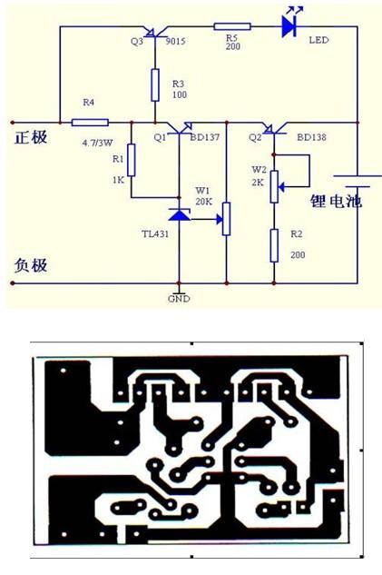 浅析锂电池充电电路与保护电路